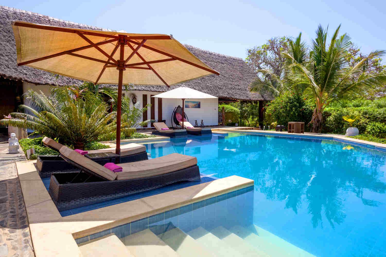 Luxury Rooms Villa Raymond Diani Beach Kenya